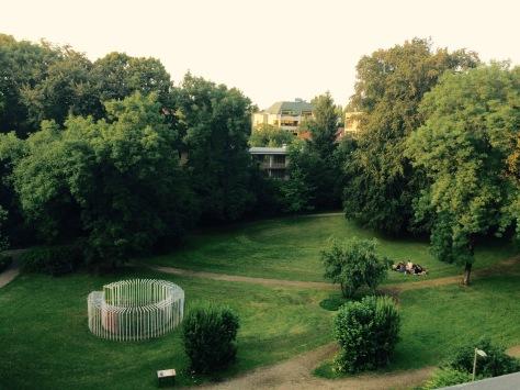 Garten der Akademie